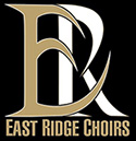 East Ridge High School Choirs Logo